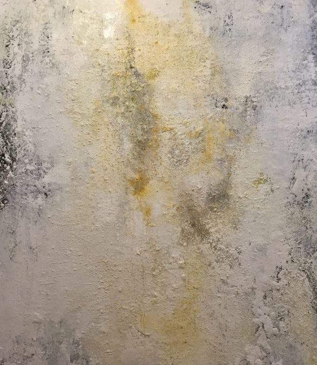 L'Air de rien - Huile, 162x115 cm